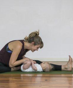 Video Yoga Mamma Bimbo