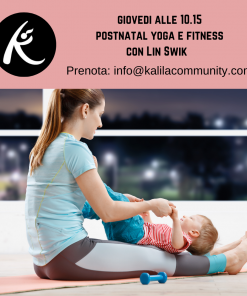 Postnatal Fitness for Mom and Baby