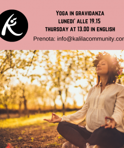 Prenatal Yoga - Yoga in Gravidanzaravidan
