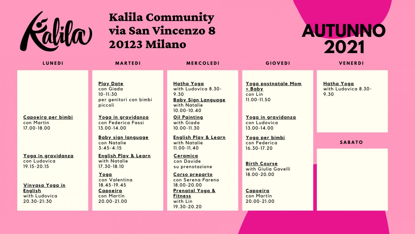 Kalila Calendar Autumn 2021_11-Oct-21